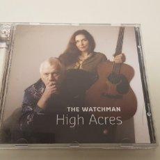 CDs de Música: JJ10- THE WATCHMAN HIGH ACRES CD DISCO NUEVO NUNCA USADO LIQUIDACION!!. Lote 178005782