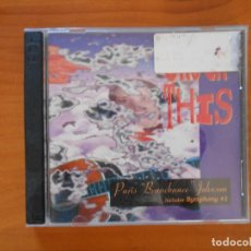 CDs de Música: CD PARIS BEAUCHANCE JOHNSON - GROCK THIS (4W). Lote 178021837