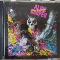 CDs de Música: ALICE COOPER - HEY STOOPID 1991. Lote 178034100