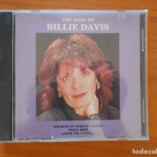 CDs de Música: CD THE BEST OF BILLIE DAVIS (5F5). Lote 178036070