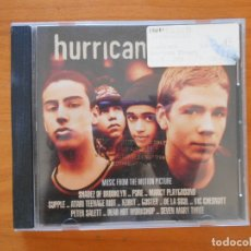 CDs de Música: CD HURRICANE STREETS - MUSIC FROM THE MOTION PICTURE (5F3). Lote 178036895