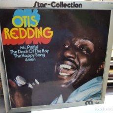 CDs de Música: LP-OTIS REDDING- STAR COLLECTION EN FUNDA ORIGINAL AÑO 1975. Lote 178038235