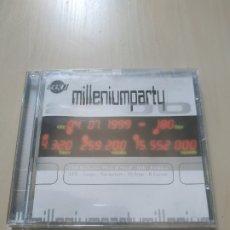 CDs de Música: MILLENIUMPARTY 2000 CD RECOPILATORIO. Lote 178041559