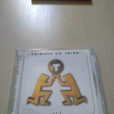 CDs de Música: TRIBUTE TO IBIZA VOL.1. Lote 178041728