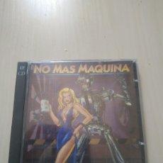 CD de Música: NO MÁS MÁQUINA. RECOPILATORIO. Lote 178042065