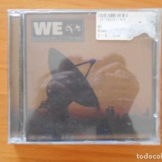 CDs de Música: CD WE - DINOSAURIC FUTUROBIC (M3). Lote 178042674