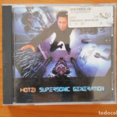 CDs de Música: CD HOTEL - SUPERSONIC GENERATION (Y4). Lote 178045858
