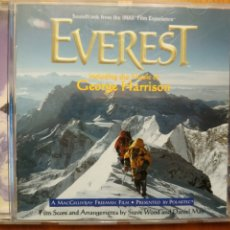 CDs de Música: BEATLES GEORGE HARRISON CD EVEREST ULTRA RARO NUNCA VISTO. Lote 178052064