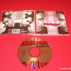 CDs de Música: RUDIGUER ( MODERNE ) - CD - EV0002 - EL EXTRAÑO VINILO - ANTARTIDA - A ESTOCOLMO - OTOÑO .... Lote 178069010
