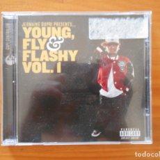 CDs de Música: CD JERMAINE DUPRI PRESENTS... YOUNG, FLY & FLASHY VOL. 1 (A5). Lote 178084080