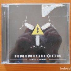 CDs de Música: CD AMIMISHOCK - SISTEMA (D5). Lote 178084904