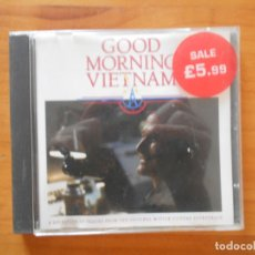 CDs de Música: CD GOOD MORNING VIETNAM - A SELECTION OF TRACKS FROM THE ORIGINAL MOTION PICTURE SOUNDTRACK (D5). Lote 178085617