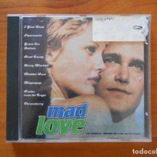 CDs de Música: CD MAD LOVE - THE ORIGINAL MOTION PICTURE SOUNDTRACK (K5). Lote 178087539