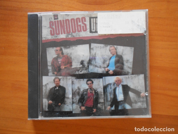 CD THE SUNDOGS - UNLEASHED (L5) (Música - CD's Jazz, Blues, Soul y Gospel)