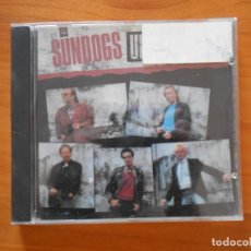 CDs de Música: CD THE SUNDOGS - UNLEASHED (L5). Lote 178090473