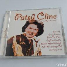 CDs de Música: PATSY CLIINE CD. Lote 178093852