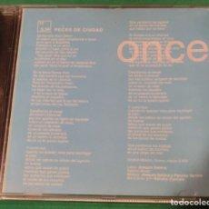 CDs de Música: CD ANA BELEN - PECES DE CIUDAD ***PERFECTO ESTADO***. Lote 178095110