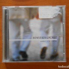 CDs de Música: CD BENSE & DELACRUZ - AGARRATE A MI CINTURA (S5). Lote 178096318