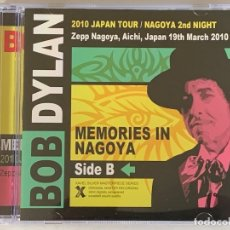 CDs de Música: BOB DYLAN - MEMORIES IN NAGOYA SIDE B - 2 CD, JAPAN 2010. Lote 178099732