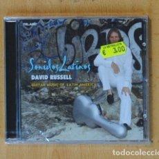CDs de Música: DAVID RUSSELL - SONIDOS LATINOS - CD. Lote 178104833