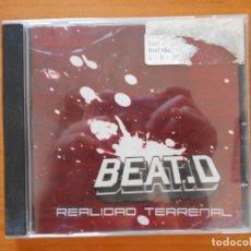 CDs de Música: CD BEAT D - REALIDAD TERRENAL (B6). Lote 178105147