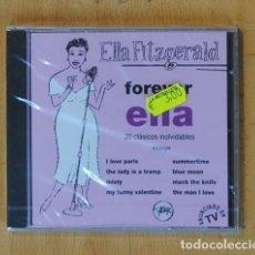 CDs de Música: ELLA FITZGERALD - FOREVER ELLA - CD. Lote 178105328
