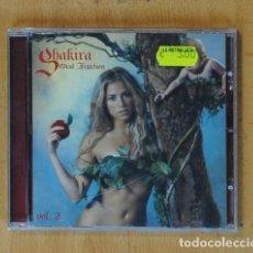CDs de Música: SHAKIRA - ORAL RIXATION VOL 2 - CD. Lote 178105440