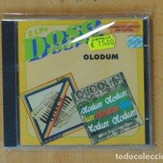 CDs de Música: OLODUM - DOSE DUPLA - CD. Lote 178105598