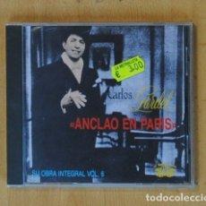 CDs de Música: CARLOS GARDEL - ANCLAO EN PARIS - CD. Lote 178105600