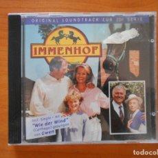 CDs de Música: CD IMMENHOF - ORIGINAL SOUNDTRACK (J6). Lote 178105907