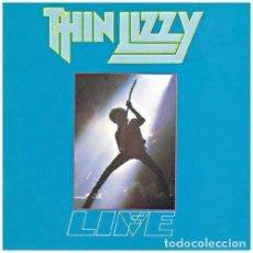 CDs de Música: THIN LIZZY - LIVE - 2XCD . Lote 178107790