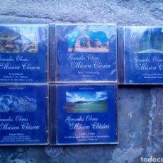 CDs de Música: CDS CLASICA. Lote 178126363