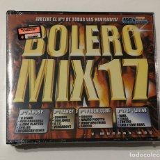 CDs de Música: CD BOLERO MIX 17. Lote 178129425