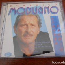 CDs de Música: 2 CD DOMENICO MODUGNO VOLARE Y STASERA PAGO IO. Lote 178183201
