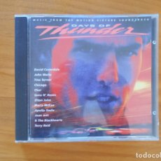 CDs de Música: CD DAYS OF THUNDER - MUSIC FROM THE MOTION PICTURE SOUNDTRACK (D7). Lote 178196957