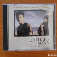 CDs de Música: CD FATHERS AND SONS - MUSIC FROM THE MOTION PICTURE (T6). Lote 178197553