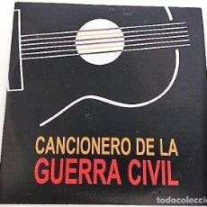 CDs de Música: CANCIONERO GUERRA CIVIL DE DOS BANDOS. Lote 178200231