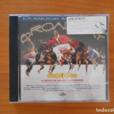 CDs de Música: CD LA MEJOR MUSICA DE BROADWAY (W7). Lote 178202211