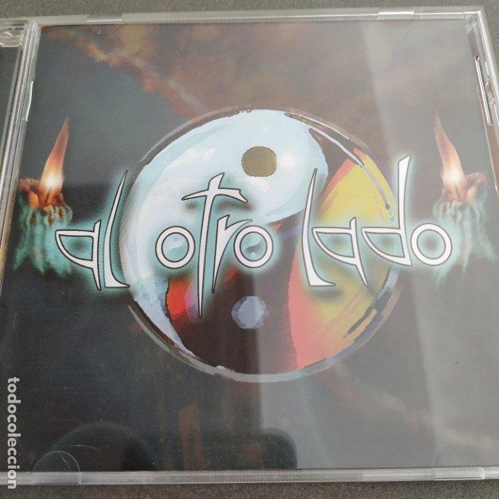 AL OTRO LADO - AL OTRO LADO (CON ZETA DE MAGO DE OZ) - HEAVY ESPAÑOL - DIFÍCIL- 2004 - DESCATALOGADO (Música - CD's Heavy Metal)