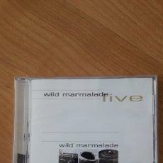 CDs de Música: WILD MARMELADE. LIVE. Lote 178207916