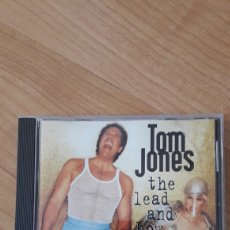 CDs de Música: TOM JONES. THE LEAD AND HOW TO SWING IT. Lote 178208150