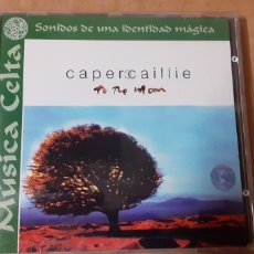 CD de Música: CAIPERCAILLIE: TO THE MOON. Lote 178209433