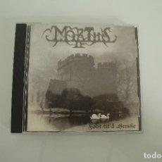CDs de Música: MORTUS. Lote 178229425