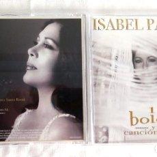 CDs de Música: ISABEL PANTOJA. Lote 178229586