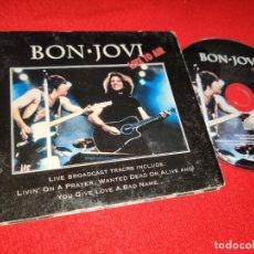 CDs de Música: BON JOVI LIVE TO AIR CD 2014 EU BOOTLEG DIGIPACK. Lote 178229753
