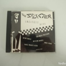 CDs de Música: CD THE SELECTER GREATEST HITS. Lote 178230641