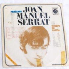CDs de Música: JOAN MANUEL SERRAT. Lote 178231483