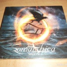 CDs de Música: ROMANTHICA CD/DVD SPANISH HEAVY 2016-STRAVAGANZZA-SARATOGA-AVALANCH-PARAELISSA. Lote 178236131