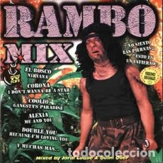 CDs de Música: RAMBO MIX 1996 DOBLE CD. Lote 178243662