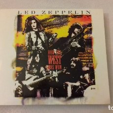 CDs de Música: LED ZEPPELIN : HOW THE WEST WAS WON 3 CD (2003) MADE IN GERMANY. Lote 178249061